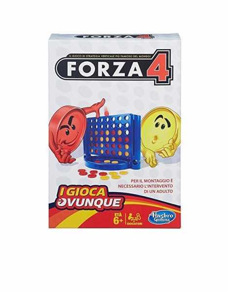 GIOCO TRAVEL FORZA 4 - Hasbro (B1000103)