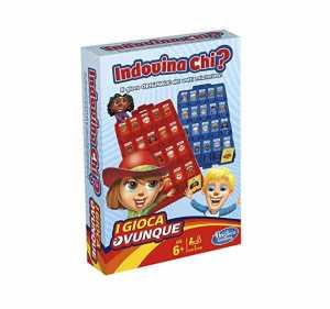 Hasbro Gaming - TRAVEL INDOVINA CHI