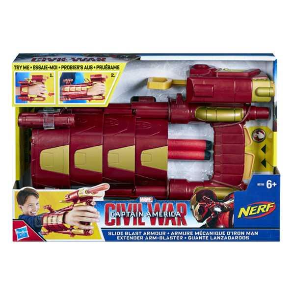 Hasbro Avengers B5785EU4 - Armatura Iron Man Deluxe
