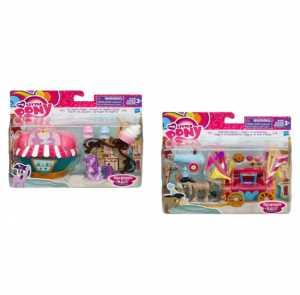 My Little Pony - Personaggio Mini Con Playset, Modelli Assortiti