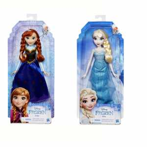 Disney Frozen B5162 - Fashion Doll Classica Elsa