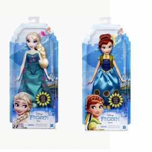 Disney Frozen B5163ES2 - Fashion Doll Classica Anna