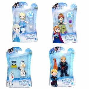 Hasbro C1096 Frozen Mini Bambole Anna Deluxe