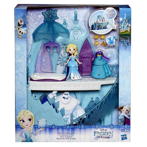 Disney Frozen B5197EU4 - B5197EU40 Palazzo Di Ghiaccio Di Elsa