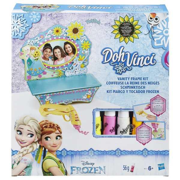 Hasbro European Trading Bv 54919 Doh Vinci Frozen Vernice