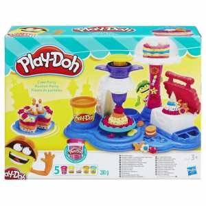 Play-Doh B3399EU4 - Pasta Da Modellare Fabbrica Dei Pasticcini