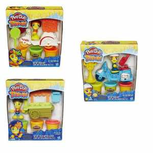 Hasbro Play-Doh- Playdoh Town Mini Veicoli, B5959