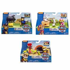 PAW PATROL RESCUE ACTION PUP - Spin Master (6026617)