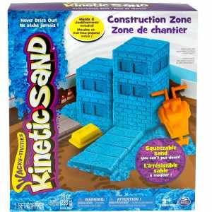 KINETIC SAND CONSTRUCTION SABB - Spin Master (6027987)