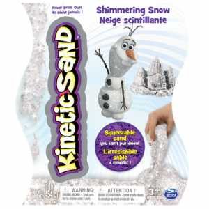 KINETIC SAND FROZEN OLAF SABBI - Spin Master (6027959)