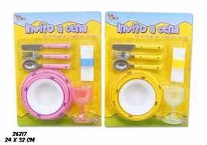 Set CUCINA PAITTI INVITO - Toys Garden (26217)