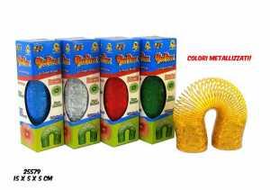 MOLLA COLRI EFFETTO METALLO 5 - Toys Garden (25579)