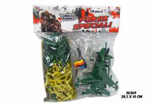 Toys Garden - Soldati Busta Grande C/maniglia 26364 Toys Garden - 45014