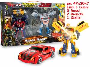 ROBOT SPAZIALI C/SUONI 64459