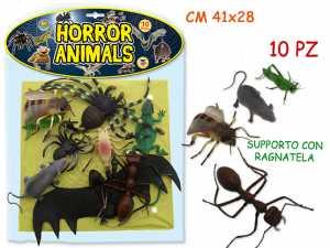 Teorema Giocattoli - Horror Animals Con Poster,, 3.TE71000