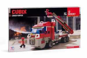 Cubix 36861 - Costruzioni Pompieri