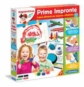 SAPIENTINO PRIME IMPRONTE - Clementoni (13397)