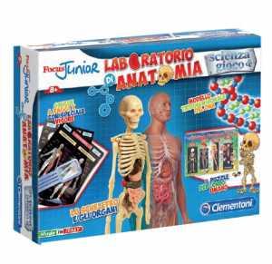 Clementoni 13946 - Laboratorio Di Anatomia