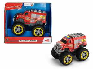 203304000 Action Series Flame Hunter  Rosso