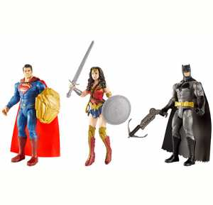 Mattel Batman Vs Superman Future Djg28 Djg34