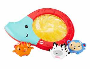 Fisher Price Infant CMY23 - Retino Elefantino, Multicolore