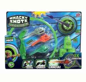 Grandi Giochi GG00217 - Whacky Shots Mega Pack