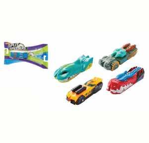 Mattel Hot Wheels DJC20 Modellino Macchina Spacca Limiti, Modelli Assortiti, 1 Pezzo