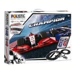Polistil 960178 Pista Elettrica Champion