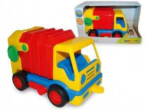 Camion Rifiuti In Scatola (37640)