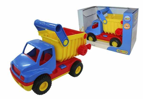 Cavallino 37671 - Construck Camion In Scatola