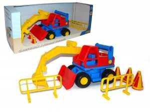 Cavallino 37701 - Construck Escavatore In Scatola