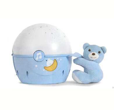 Chicco 76472 - First Dream Next2 Stars Gioco, Azzurro