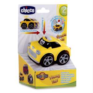 Chicco 7904 - Turbo Team Workers Macchina, Taxi