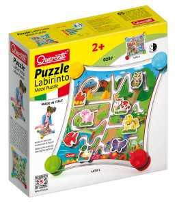 Quercetti 0297 Puzzle Labirinto Gioco