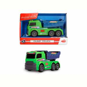 Dickie 203302005 - Camion Nettezza, 15 Cm