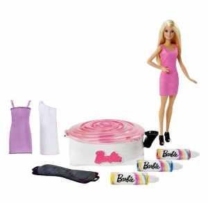 Barbie DMC10 - Bambola Barbie Moda Mix