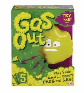 Mattel DHW40 - Gioco Gas Out