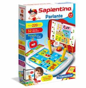 Clementoni 11933 - Sapientino Parlante Con Cappellino