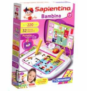 Clementoni 11934 - Sapientino Bambina Con Cappellino