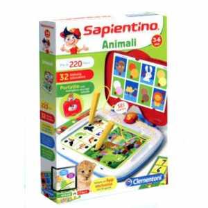 SAPIENTINO ANIMALI - Clementoni (11935)