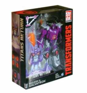 Transformers - Generation Voyager, Titans Return, Personaggi Assortiti