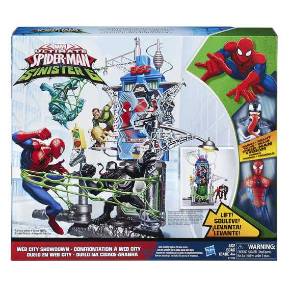 Spiderman 13980 Set Spider-Man