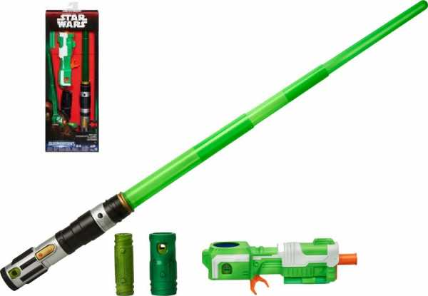 Star Wars - Firing Spada Laser