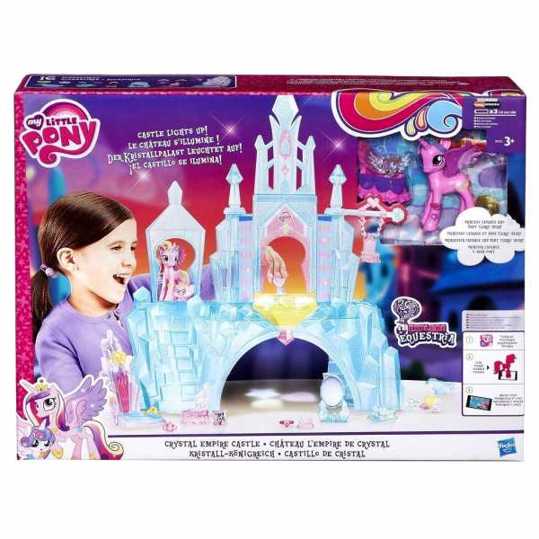 My Little Pony B5255EU40 - Il Castello Di Cristallo