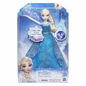 Disney Frozen B6173103 - Bambola Elsa Cantante