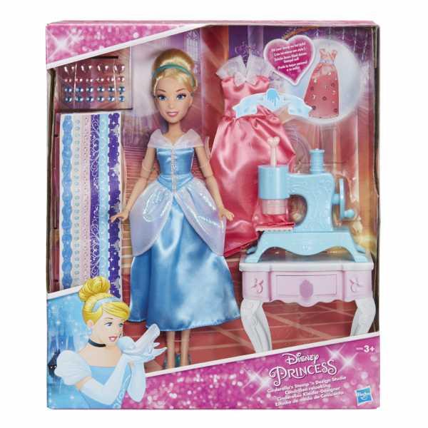 Hasbro B6908 Toyland Cenerentola Con Accessori