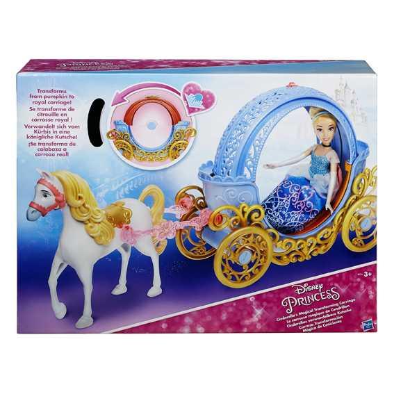 Disney Princess B6314EU4 - Carrozza Di Cenerentola