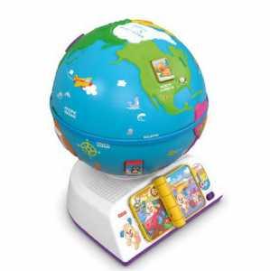 Fisher Price Infant DRJ81 -  Mappamondo Del Cagnolino