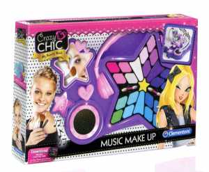 Clementoni 15137 - Crazy Chic - Music Make Up