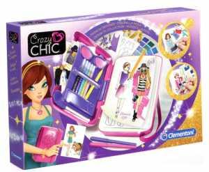 Clementoni 15138 - Crazy Chic - Scuola Di Moda